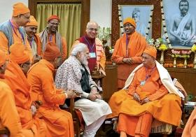 'PM is bringing religion into politics': Tharoor slams Modi for making a political statement at Belur Math