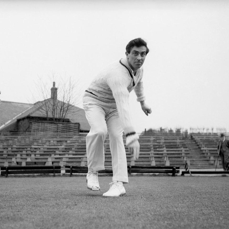 Fred Trueman took eight Indian wickets (PA) (PA Archive)