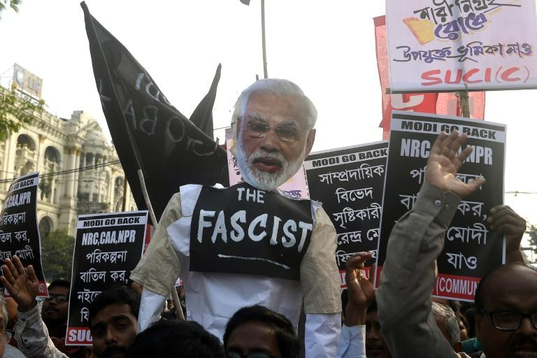 Widespread street demonstrations, and occasionally deadly clashes, have gripped the Hindu-majority nation since the controversial citizenship law was approved by parliament last month