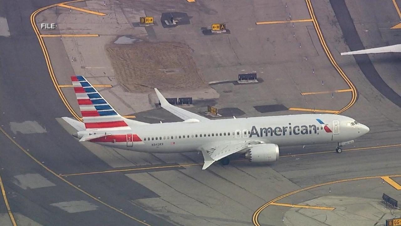 American Airlines under fire