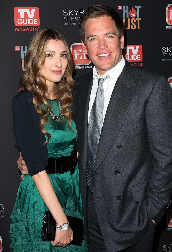 "<b>Olivia Weatherly – April 10</b><br> ""NCIS"" star Michael Weatherly became a father for the second time on April 10 when his wife Bojana Jankovic delivered their daughter Olivia (the actor has son August, 16, from his first marriage) – a name which holds extra special meaning. ""My wife Bojana is Serbian and her name means war or warrior,"" Weatherly told People. ""And when you give someone an olive branch, that's an offering of peace so Olivia is peace. I think we have a Tolstoy novel going on now: Mother and daughter, war and peace!"""