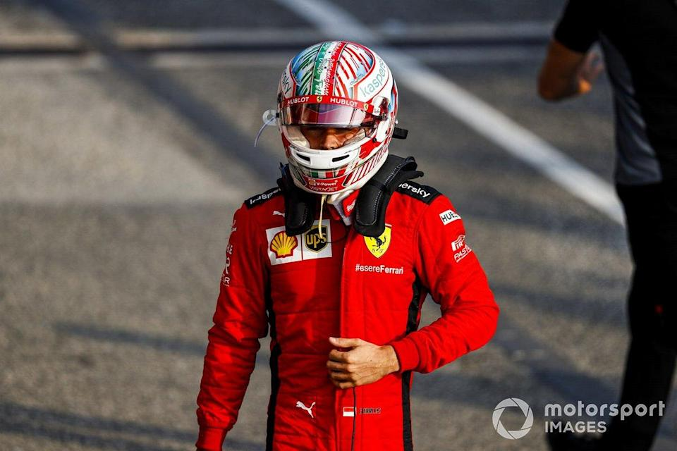 """Charles Leclerc's current Ferrari contract will not be subject to the new salary cap <span class=""""copyright"""">Glenn Dunbar / Motorsport Images</span>"""