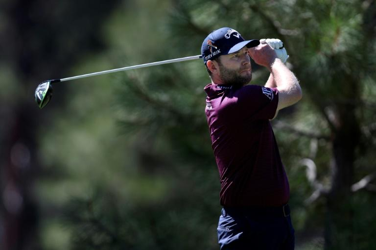 South Africa's Branden Grace withdrew from the US PGA Barracuda Championship on Saturday after testing positive for COVID-19