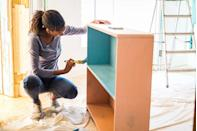 """<p>The loose hinge on your bedroom door, the hideous stain on your bathroom wall, or the anarchic clutter at your work desk. Whatever it is, as an act of self-love, carve out some time to remedy the annoyance and give your space a <a href=""""https://www.oprahmag.com/life/g26432017/spring-cleaning-tips/"""" rel=""""nofollow noopener"""" target=""""_blank"""" data-ylk=""""slk:clean sweep with these tips"""" class=""""link rapid-noclick-resp"""">clean sweep with these tips</a> this Valentine's Day.</p>"""