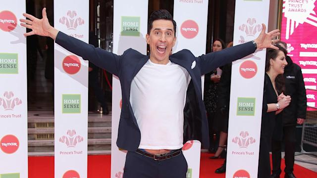 Russell Kane said working with The Prince's Trust has put him in some interesting situations