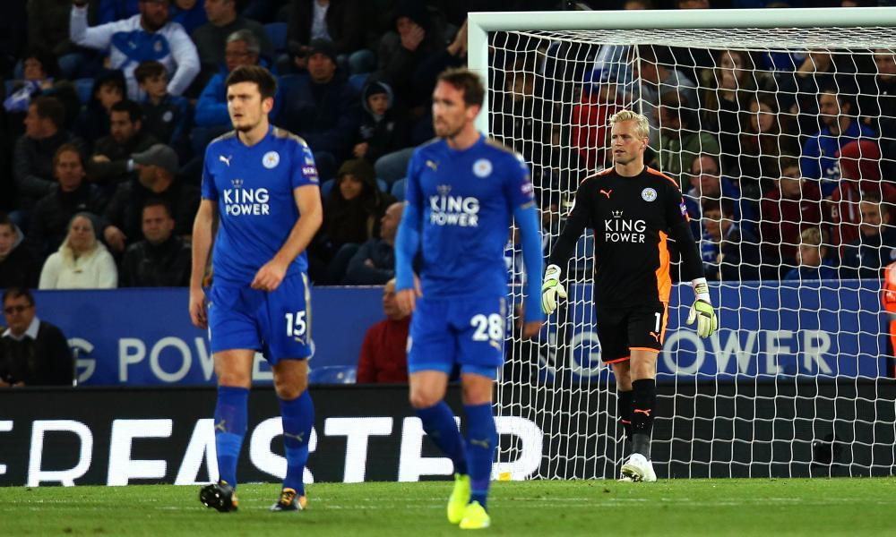 Leicester City players are dealing with a manager's controversial departure for the second time in 2017.