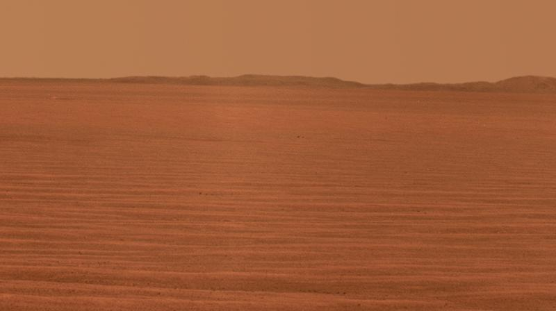 Mars and Psychology of Space Travel