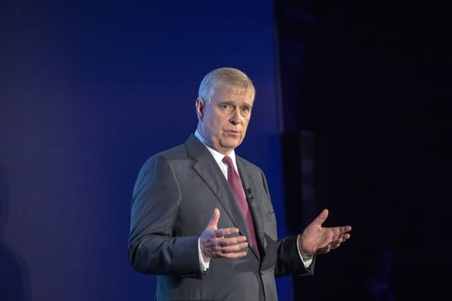 Prince Andrew warned over contents of Jeffrey Epstein diary