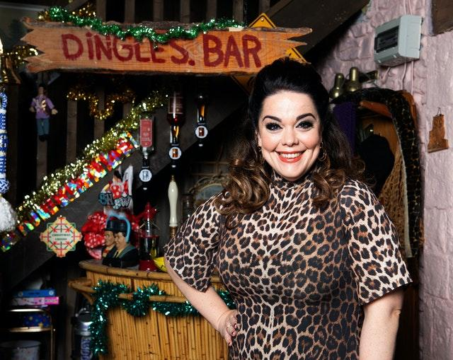 Lisa Riley return to Emmerdale