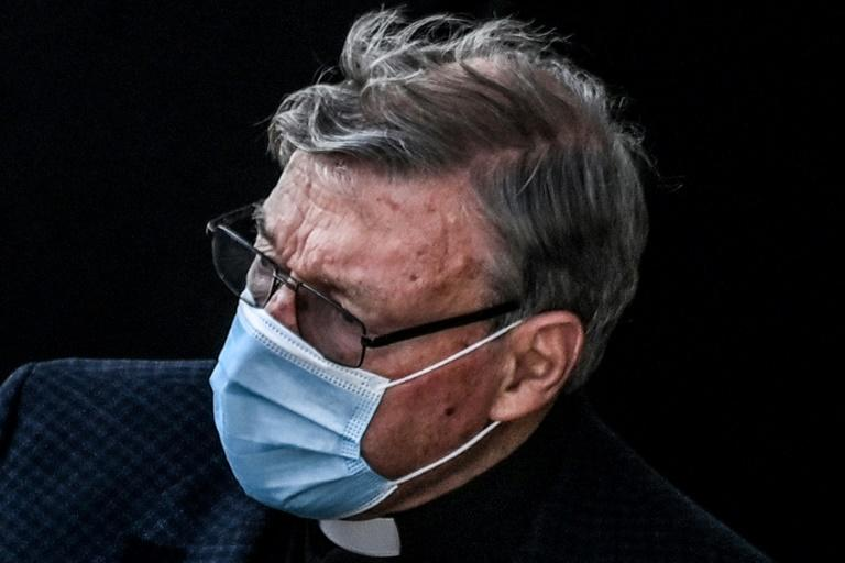 Acquitted Australian Cardinal Pell returns to Rome