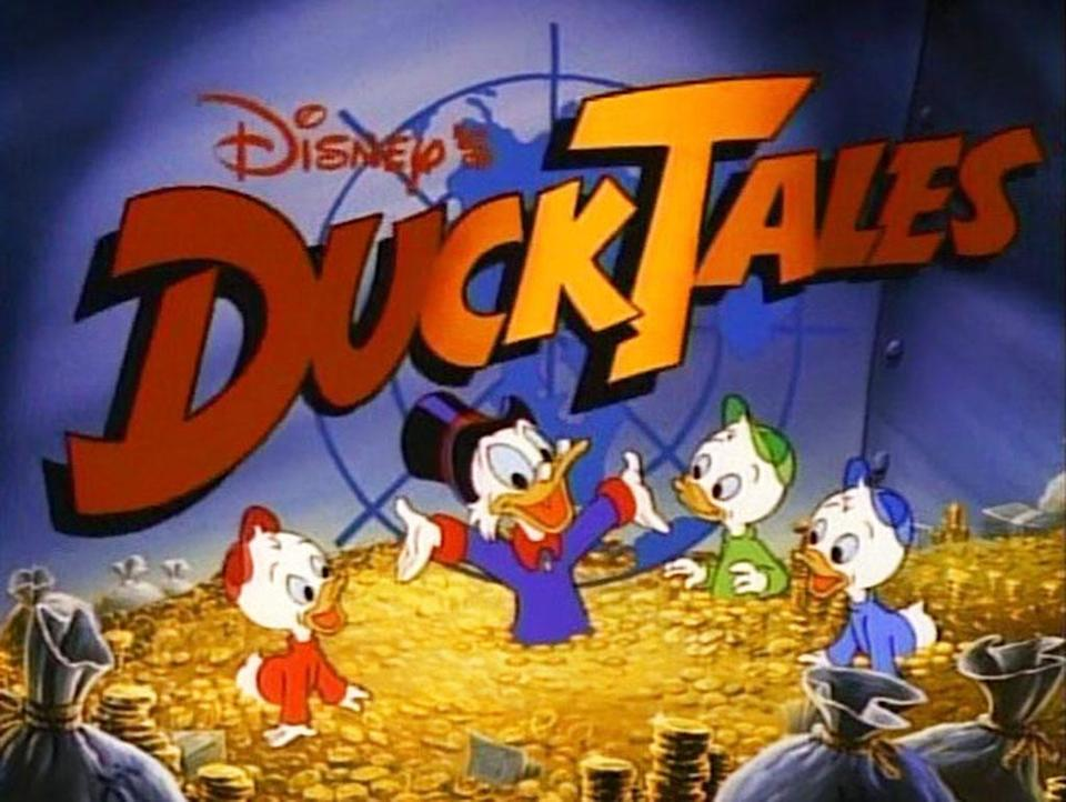 <p><strong>Original run:</strong> 1987-1990, syndication<br><strong>Reboot status:</strong> The new season — starring David Tennant as Scrooge McDuck — will premiere Aug. 12 on Disney XD.<br>(Photo: Disney) </p>