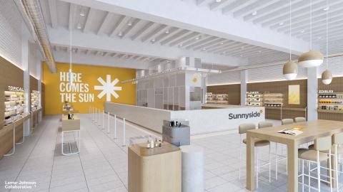 Cresco Labs Ushers in New Era of Cannabis Retail with Launch of Sunnyside*