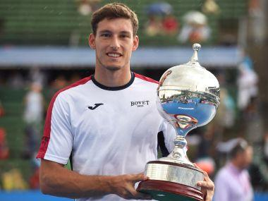 Kooyong Classic: Pablo Carreno Busta beats Matthew Ebden in final; Belinda Bencic lifts women's title