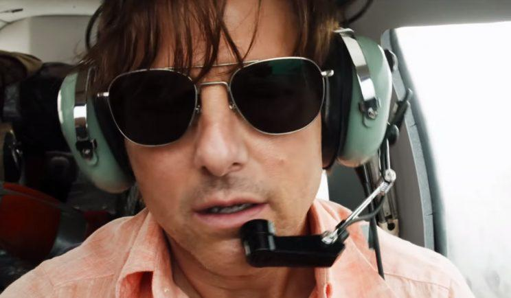 Tom Cruise as Barry Seal in American Made - Credit: Universal Pictures