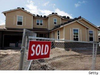 new homes sales