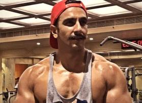 Ranveer Singh's chiselled body is making this weather unbearably hot