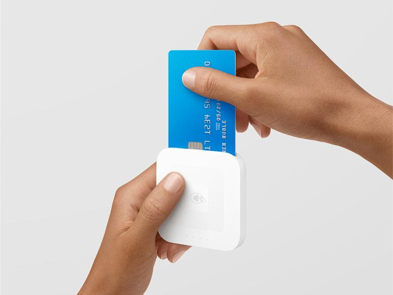 Payments company Square launches in the UK