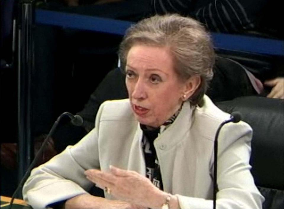 Dame Margaret Beckett said the Government needs to get a grip on national security (PA) (PA Media)
