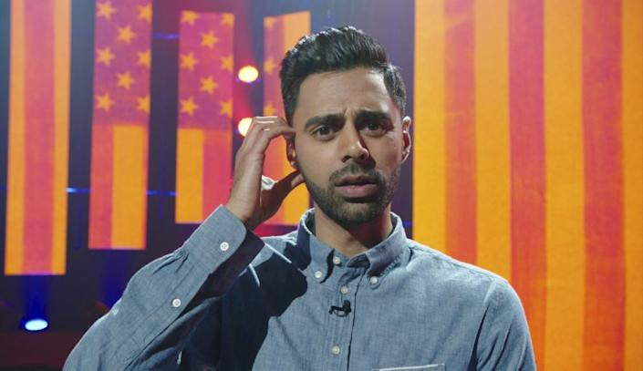 'Patriot Act With Hasan Minhaj' Canceled At Netflix Before 2020 Election