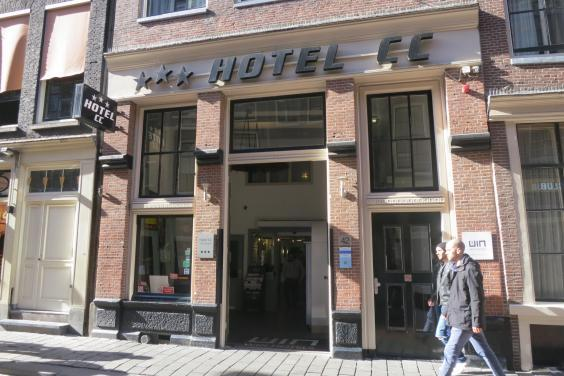 Visiting Amsterdam for the sesh? Stay at the heart of the action (D Nicholls-Lee c/o Hotel CC)