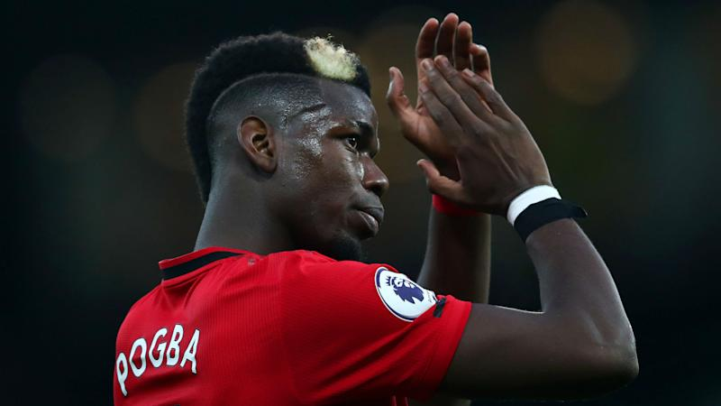 Solskjaer challenges Pogba to show leadership qualities at Man United