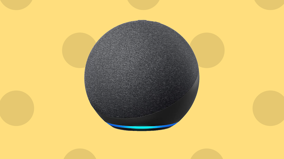 Save 40 percent on the all-new Echo Dot (fourth generation). (Photo: Amazon)