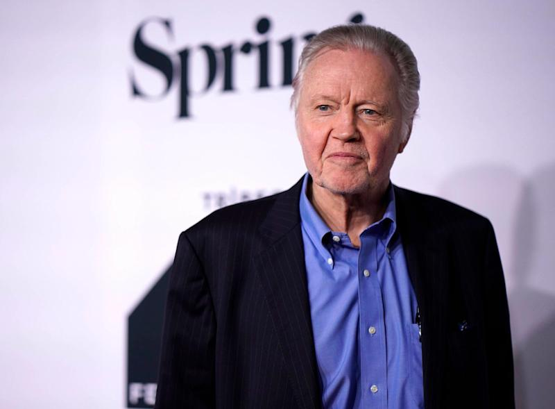 "Photo by: John Nacion/STAR MAX/IPx 2018 9/23/18 Jon Voight at the ""Ray Donovan"" Season 6 Premiere - 2018 Tribeca TV Festival in New York City."