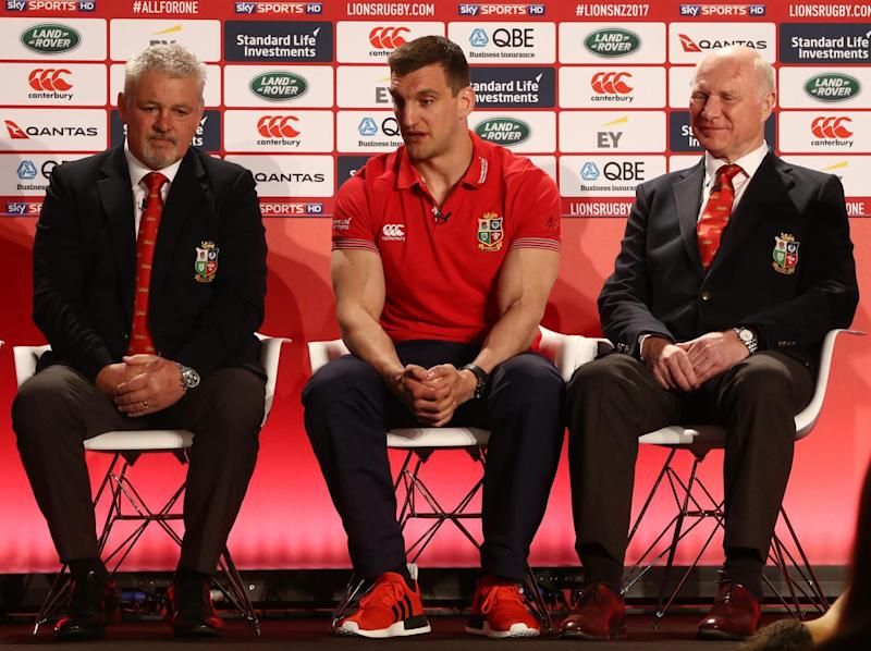 Warburton will once again captain the side (Getty)