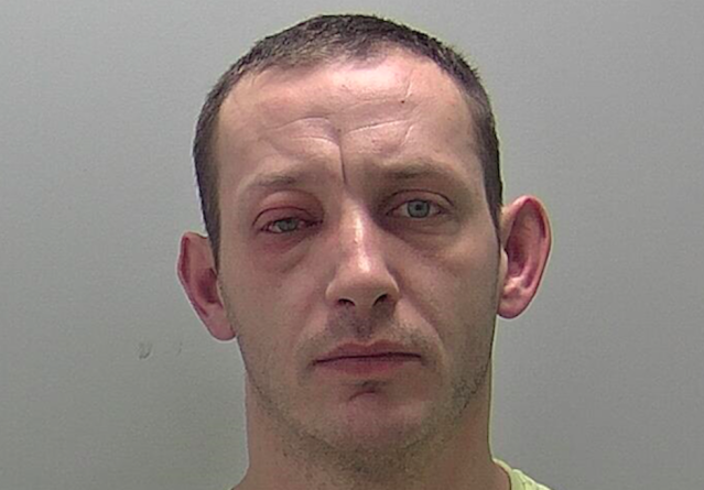 Pawel Kwik was banned from driving for 22 months (Warwickshire Police)