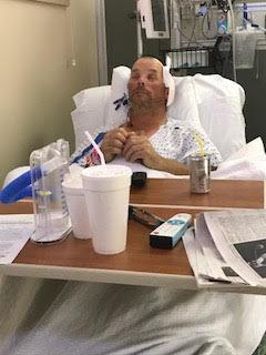 After experiencing a heart attack last summer, James DeVolid faces mounting medical bills and isn't sure how he'll pay them. According to a new report, just 39 percent of Americans would be able to afford to pay an unexpected $1,000 bill. (Susan DeVolid)