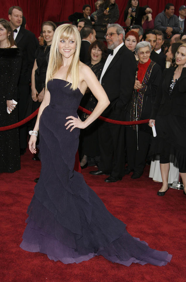 BEST: Reese Witherspoon at the 79th Annual Academy Awards - 02/25/2007