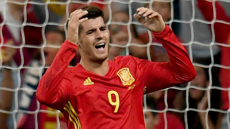 Morata, David Luiz & the Chelsea stars in danger of missing the World Cup
