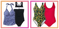 "<p>It doesn't matter what age we are, sometimes shopping for a new summer swimsuit isn't all that fun. Sifting through piles of bikinis, one-piece bathing suits, tankinis, and many more styles to find good quality beachwear that fits your personal style <em>and</em> makes you feel good can seem daunting.</p><p>While finding a bathing suit that is comfortable, flattering, affordable and durable enough to last multiple seasons without losing color or stretching out can seem like a tall order, it doesn't have to be. That's where the <a href=""https://www.goodhousekeeping.com/institute/about-the-institute/a19748212/good-housekeeping-institute-product-reviews/"" rel=""nofollow noopener"" target=""_blank"" data-ylk=""slk:Good Housekeeping Institute"" class=""link rapid-noclick-resp"">Good Housekeeping Institute </a> Textiles Lab comes in. Our fiber scientists regularly test all types of swimwear, from <a href=""https://www.goodhousekeeping.com/beauty/fashion/g2340/bathing-suits-for-body-types/"" rel=""nofollow noopener"" target=""_blank"" data-ylk=""slk:slimming swimsuits"" class=""link rapid-noclick-resp"">slimming swimsuits</a> to <a href=""https://www.goodhousekeeping.com/clothing/best-swimsuits/g26412910/swimsuits-for-big-busts/"" rel=""nofollow noopener"" target=""_blank"" data-ylk=""slk:swimsuits for large busts"" class=""link rapid-noclick-resp"">swimsuits for large busts</a> and everything in between. We test the durability of a bathing suit by evaluating how well it holds up to being washed, if it keeps its shape after being stretched out, and if it holds up to abrasion (which mimics the fabric rubbing against rough surfaces like the concrete edge of a pool). We also look at how well the fabric holds up against color fading from things like UV light, chlorine, seawater, and washing machines. Then we have real consumer testers try them on to rate the appearance and fit.</p><p>Below are our picks from <a href=""https://www.goodhousekeeping.com/clothing/g30693272/best-swimsuit-brands/"" rel=""nofollow noopener"" target=""_blank"" data-ylk=""slk:swimsuit brands"" class=""link rapid-noclick-resp"">swimsuit brands</a> that performed best during our swimsuit evaluations, plus editor favorites and suits that are highly rated and reviewed online. Here are the best swimsuits that older ladies over 40, 50, 60 and beyond can buy:</p>"