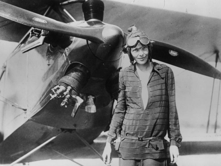 A surprising twist in the hunt for Amelia Earhart's lost plane