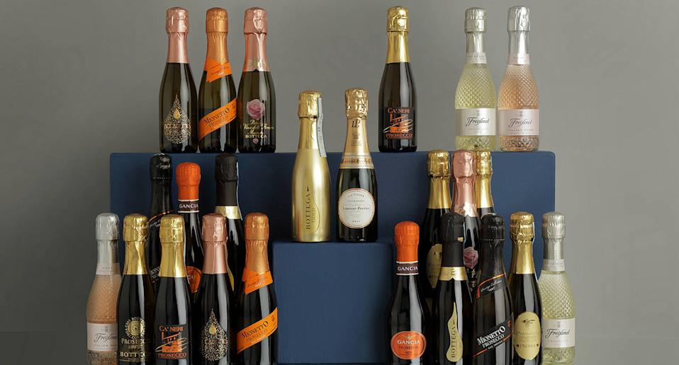 Love bubbles? This could be the advent calendar for you. (John Lewis & Partners)