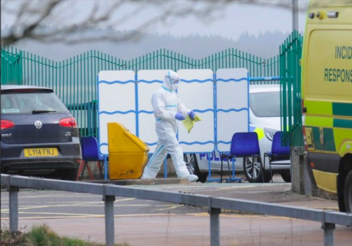 Police Seek To Identify Nerve Agent Source — Russian Spy