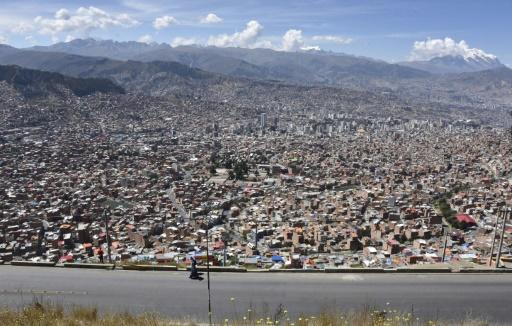 Andean city La Paz has been far less rocked by the coronavirus pandemic than other Bolivian cities in the lowlands, such as Santa Cruz