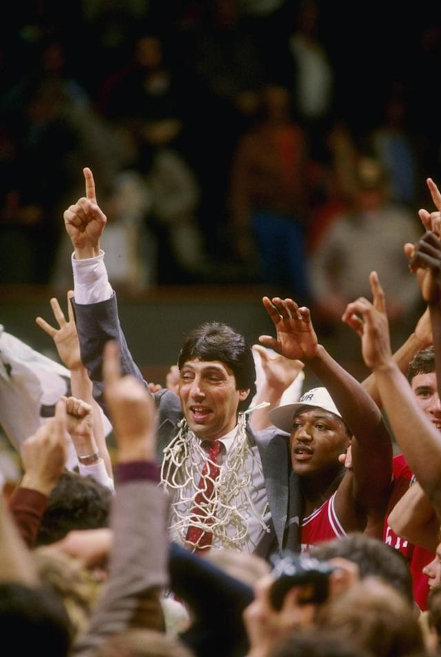 <p>Cause of death: Valvano died following a nearly year-long battle with metastatic cancer. </p>