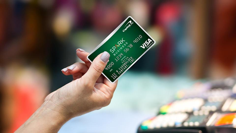 capital one business credit card comparison variable aprs