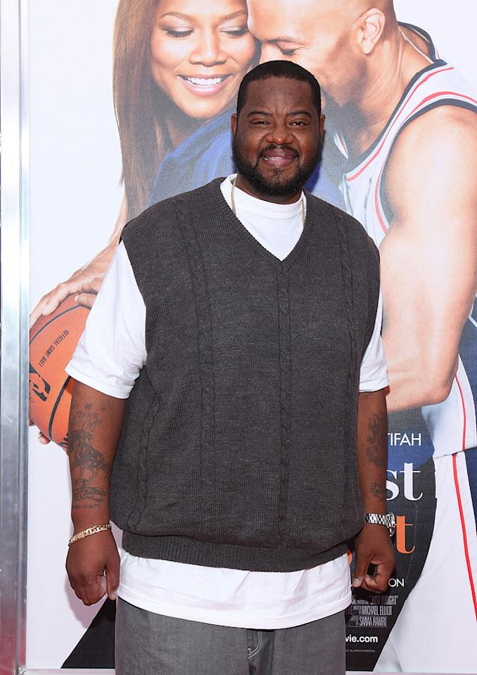"""Grizz Chapman at the New York City premiere of <a href=""""http://movies.yahoo.com/movie/1810088527/info"""">Just Wright</a> - 05/04/2010"""