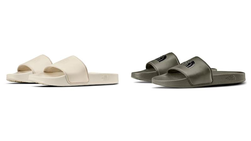 The ideal shoe for lounging.