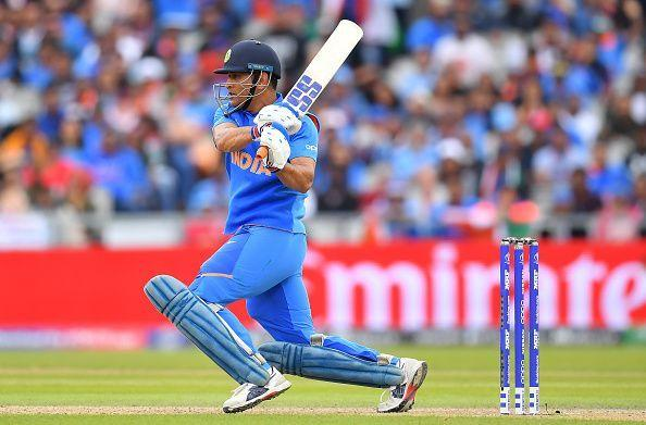 Will Dhoni don Indian colours again?
