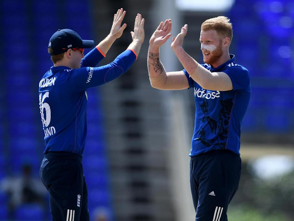 Morgan believes Stokes is potentially the best in the world (Getty)