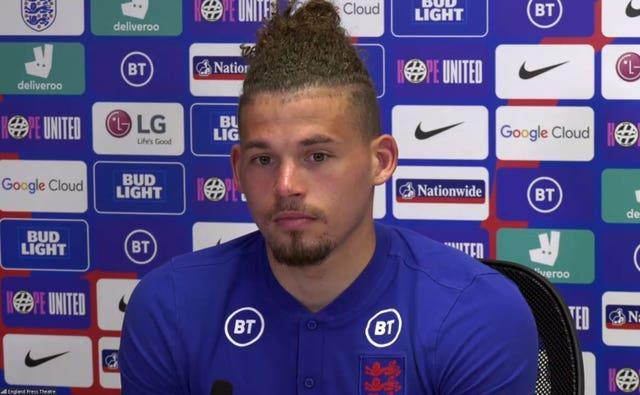 """Kalvin Phillips says he had felt """"confused and disappointed"""" by the booing on Wednesday (PA)."""