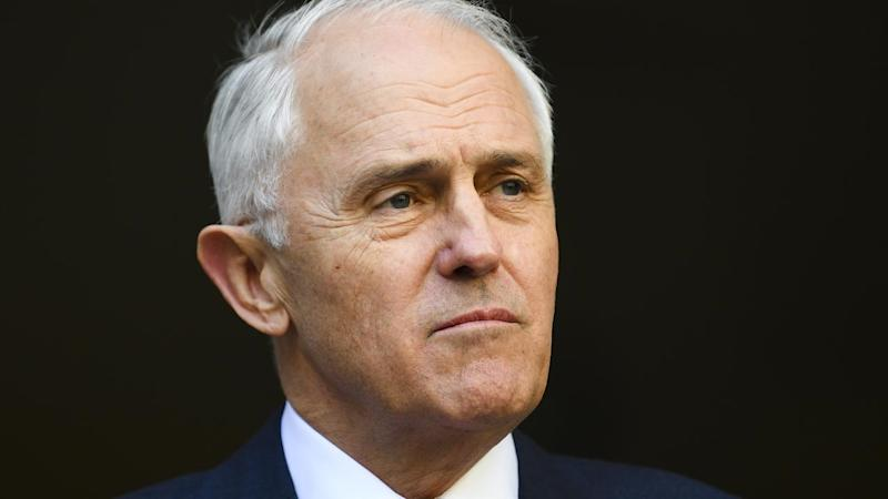 Malcolm Turnbull: Rudd and Abbott 'like miserable ghosts'