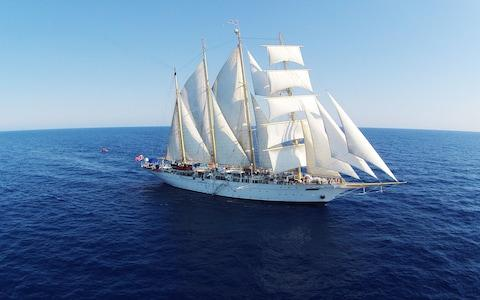 Star Clippers - Credit: Star Clippers