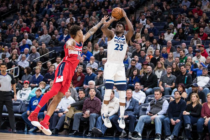 Wolves guard Jimmy Butler wants to be traded