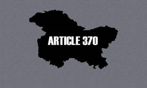 Image result for article 370