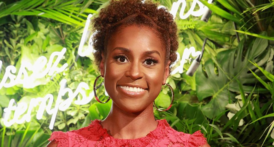 Issa Rae is officially a CoverGirl, and fans are losing it. (Photo: Getty Images)