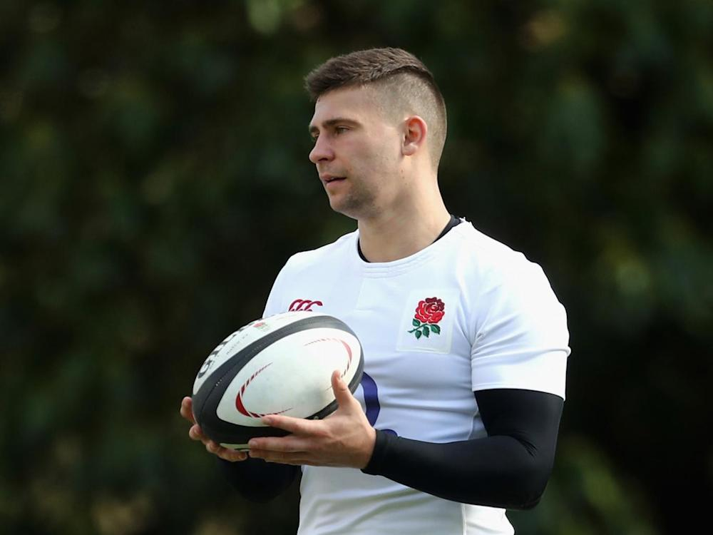 Youngs says all of England's players are determined to reach 'greatness' (Getty)
